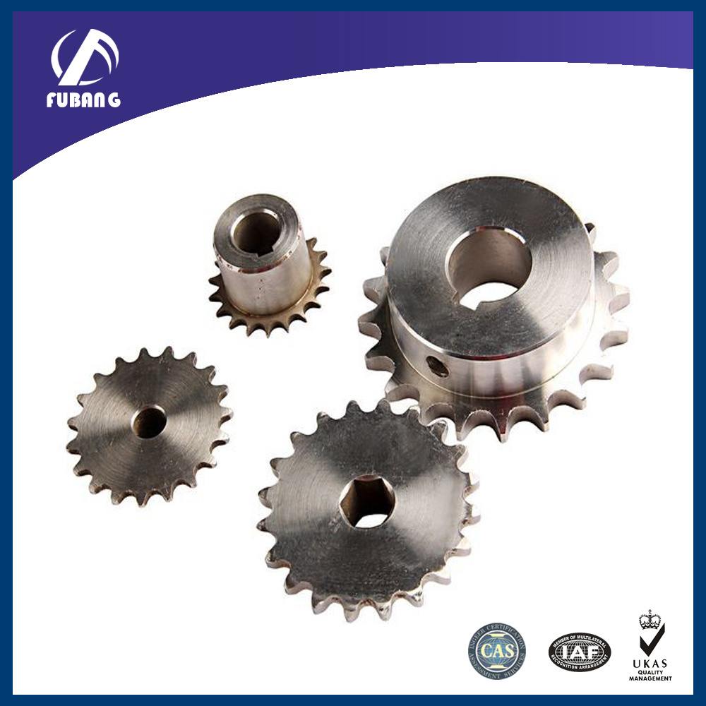 Stainless Steel Roller Chain Sprocket (All Types)