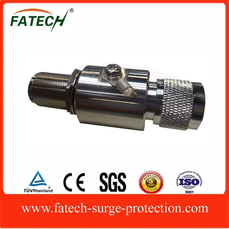 China Coaxial signal Surge Protector and Surge Arrester
