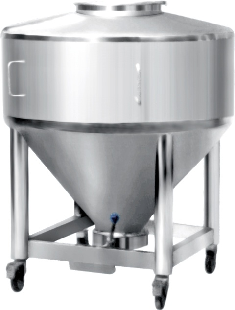 Stainless Steel Tank Food Grade Sanitary Mixing Tank