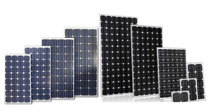 Mono 200watt Solar Panel Solar Cells Solar Power System