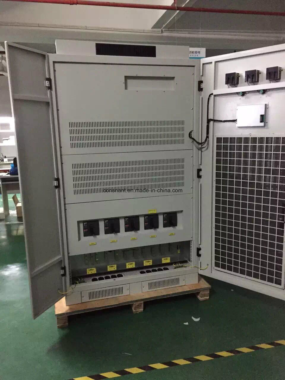 Single Phase Output Industrial Online UPS with 10-100kVA