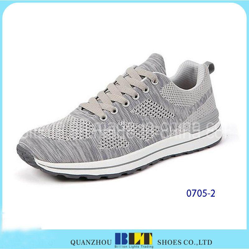 Hot Sale Brand Flyknit Sport Shoes for Men