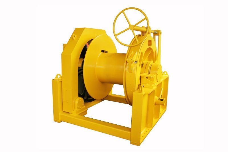 Ini 40 Ton Hydraulic Winch Ranging From 1 Ton to 75 Ton