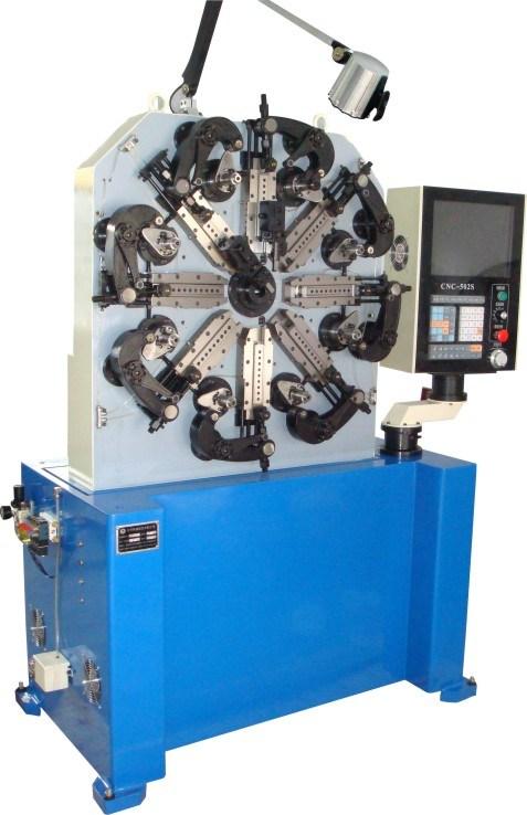 2016 CNC Spring Forming Machine (GT-SF-20B)
