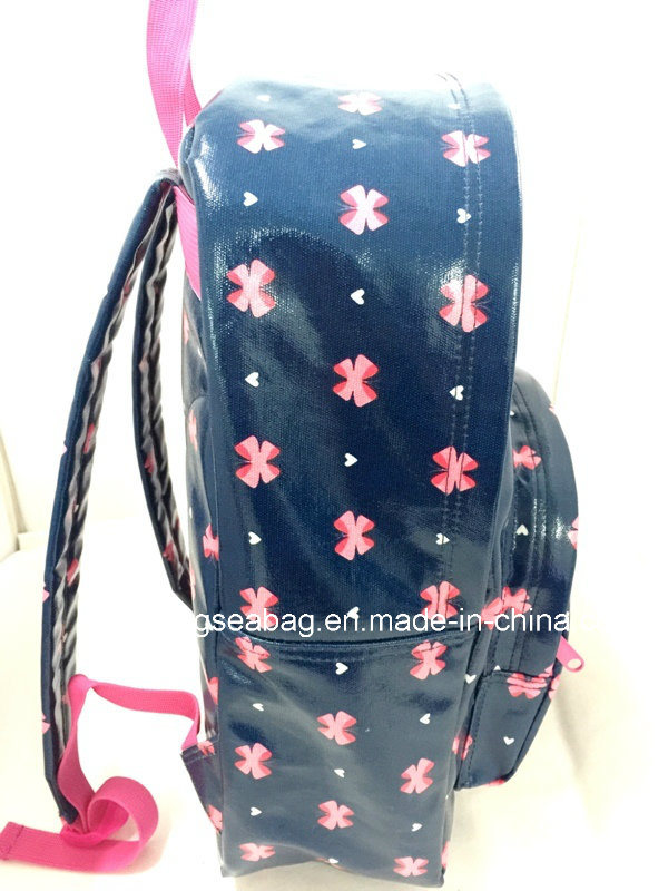 Fashion 2PCS Set Bag for School Laptop Sports Hiking Travel Business Backpack with Good Quality & Competitive Price (GB#20065)