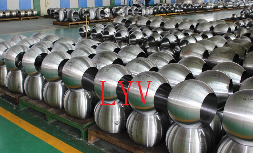 China Pneumatic Flanged Stainless Steel Ball Valve