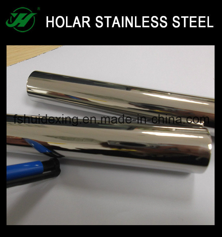 Welded Stainless Steel Pipe (304, 316, 316L, 201, 202)