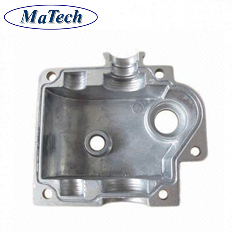 China Factory Custom Die Casting Aluminum Metal Cover for Engine Parts