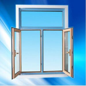 Aluminium Alloy Casement Window Casement Opening
