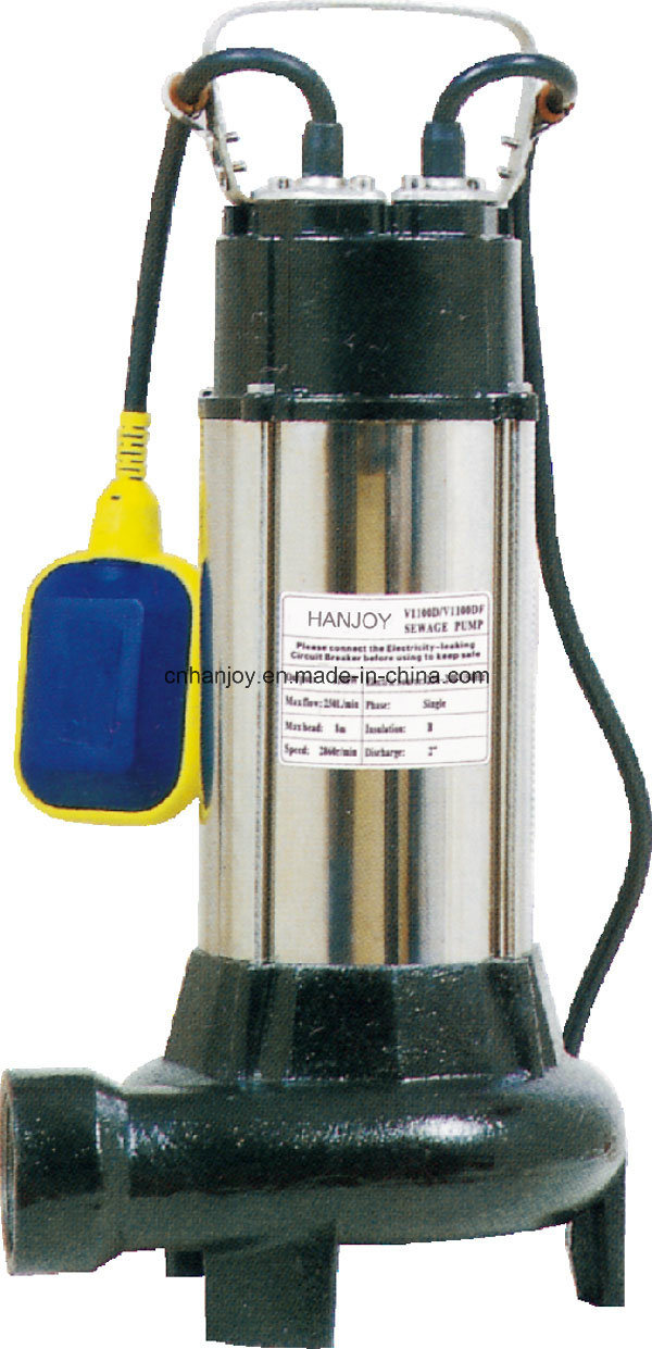 Submersible Pump (Cutting Sewage Pump)