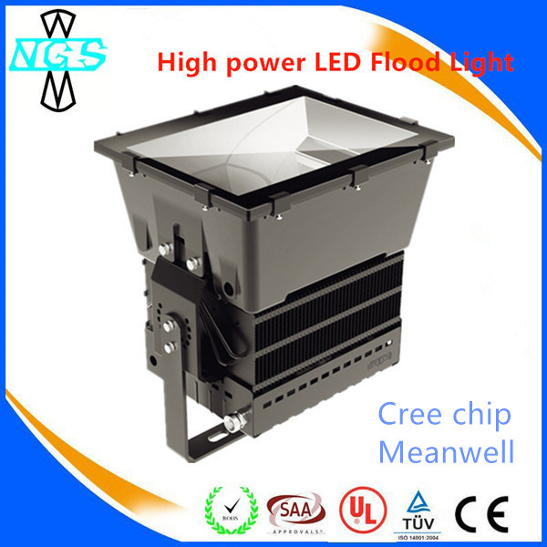 Meanwell and CREE LED 1000 Watt LED Stadium Lighting