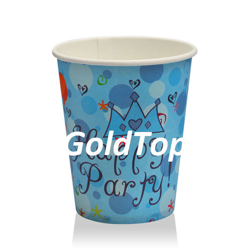 Hot and Cold Drinking Paper Cups