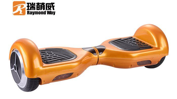 6.5inches Two Wheel Electric Scooter Orange Color with Ce