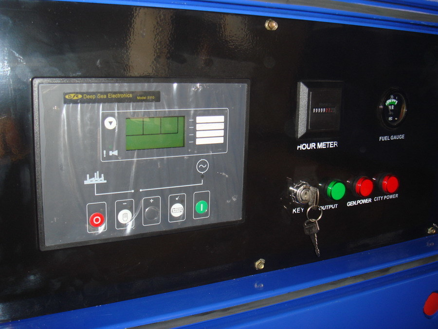 New Holland Standby Silent Generator for Industrial Use