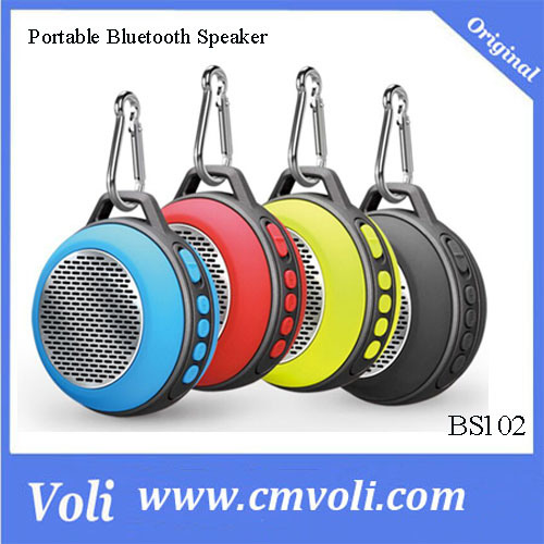 2016 High Quality Portable Mini Bluetooth Speaker