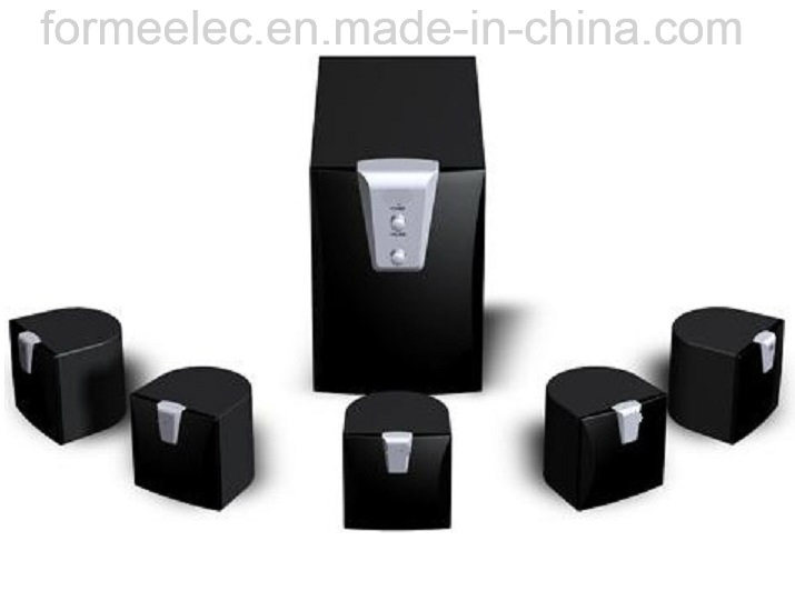 5.1CH Multimedia Home Theater Speaker with USB SD Remote