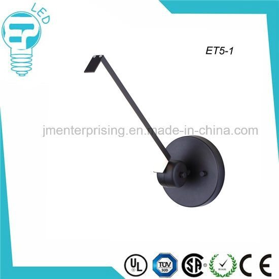 Light Wall Lamp Aged Steel Finished LED Wall Light