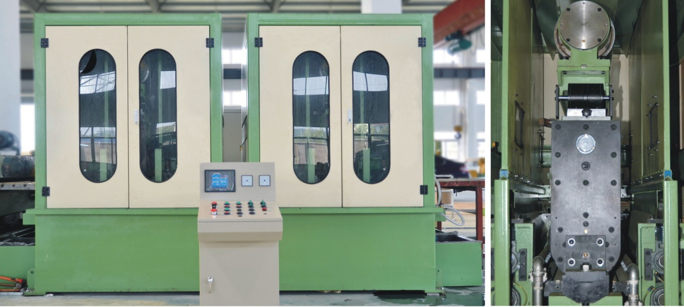 Sheet to Sheet Grinding /Polishing Machine (Dry Type)