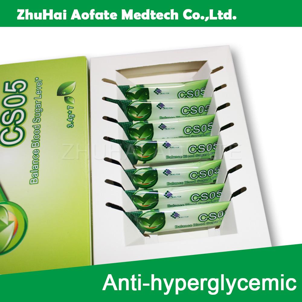 Anti-Hyperglycemic Health Food