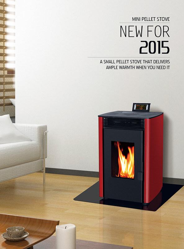Portable Biomass Wood Pellet Burnign Stove / Fireplace (CR-10)