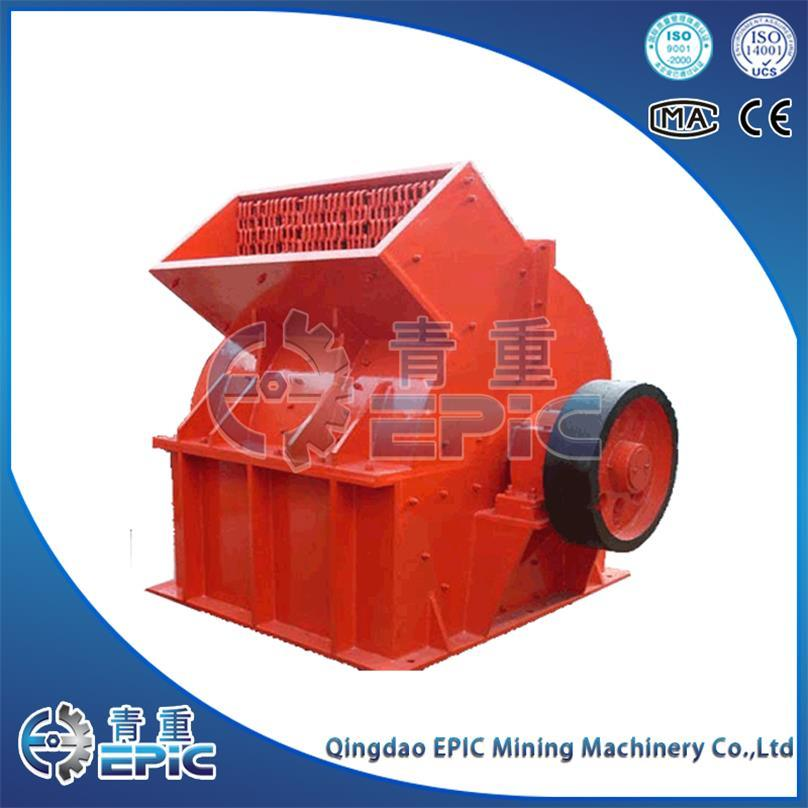 High Effiency Famous Brand High Capacity Impact Crusher with Best Price