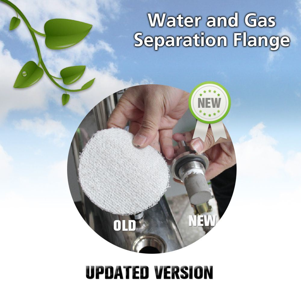 Oxy-Hydrogen Generator for Cleaning Equipment