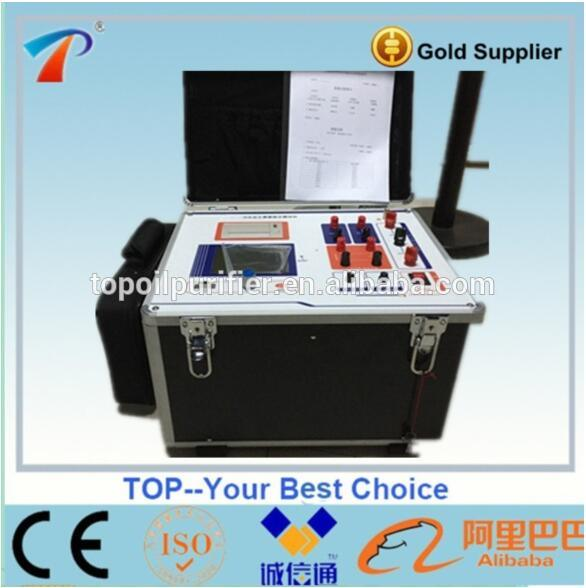 Power Current Transformer Coil DC Winding Resistance Testing Machine (TPZC)