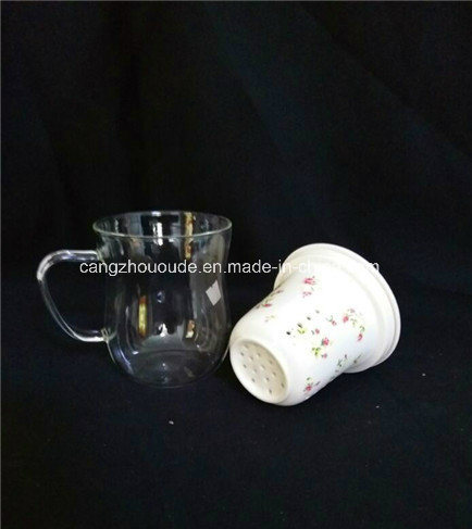 Handmade Crystal Glass Tea Cup