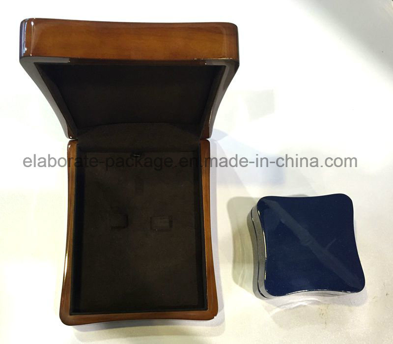 Personalized Luxury Cufflink Gift Packaging Box