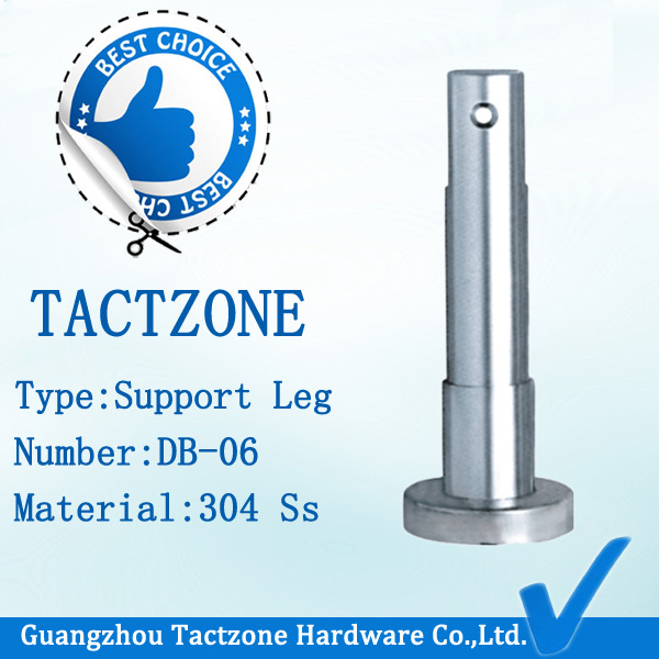 Hot Selling Waterproof Toilet Partition Accessories Support Legs