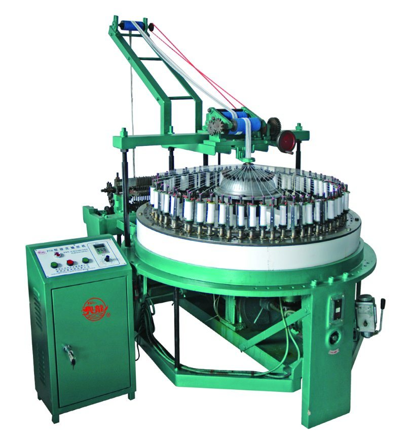 Lace Braiding Machine 3