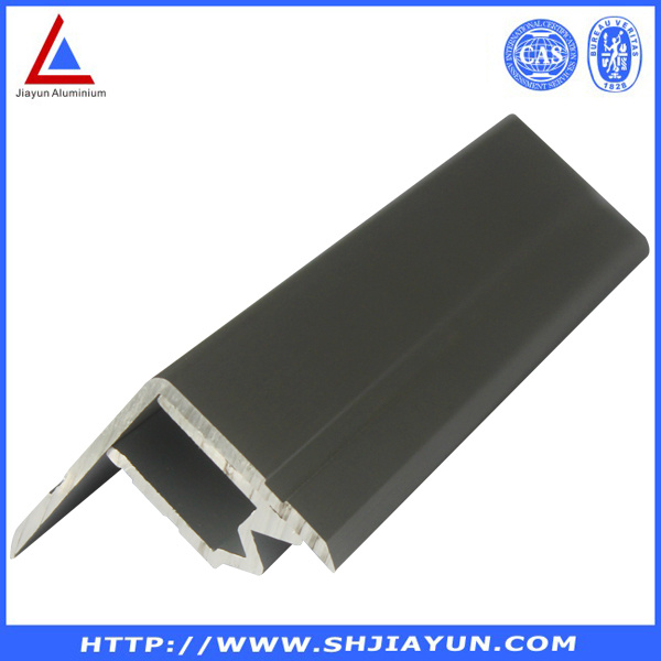 6000 Series Standard and Custom Sizes L Shape Aluminium Extrusion Products