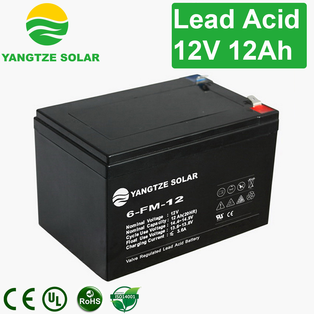 Lead Acid VRLA 12ah 12 Volt Battery