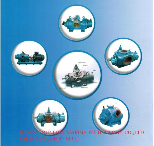 Screw Pump-Twin Screw Pump-Fuel Oil Pump