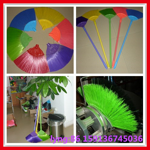 Fan Shape Cleaning Ceiling Brush Broom