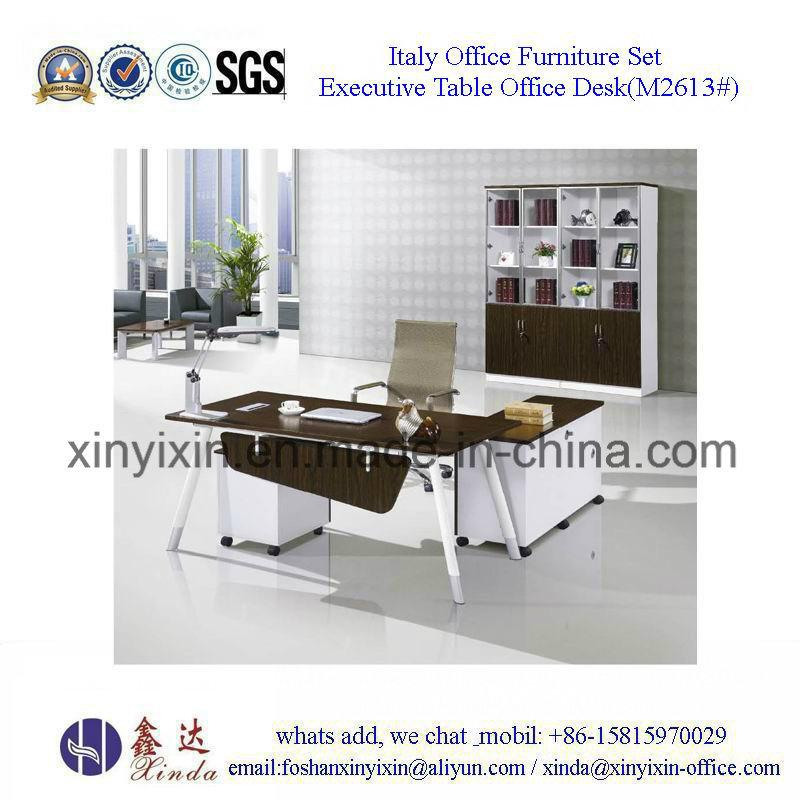Simple Office Computer Desk Wooden Office Furniture (D1608#)