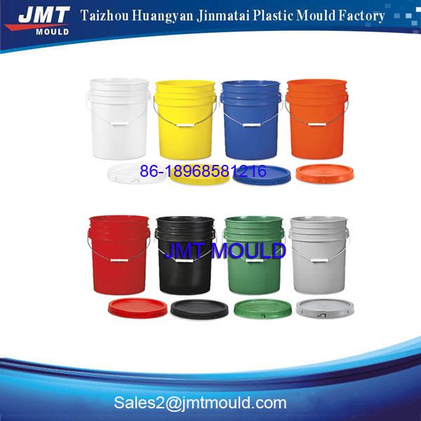 Plastic 5 Gallon Pail Mould