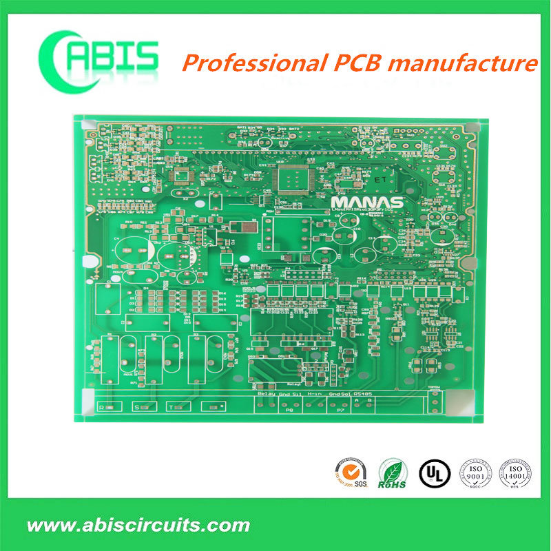 Printed Circuit Board Assembly with UL and RoHS.