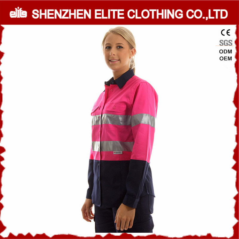 Coal Mine Hi Vis Pink Workwear for Women