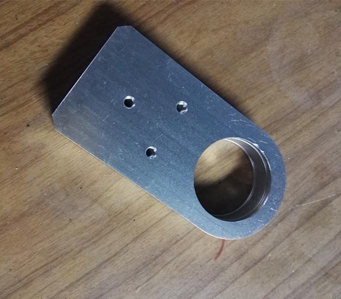 CNC Precision Machining Milling Aluminum Parts