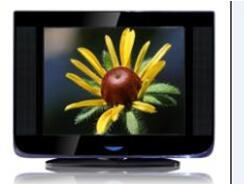 "2016 Hot Selling New 14"" CRT TV Model"