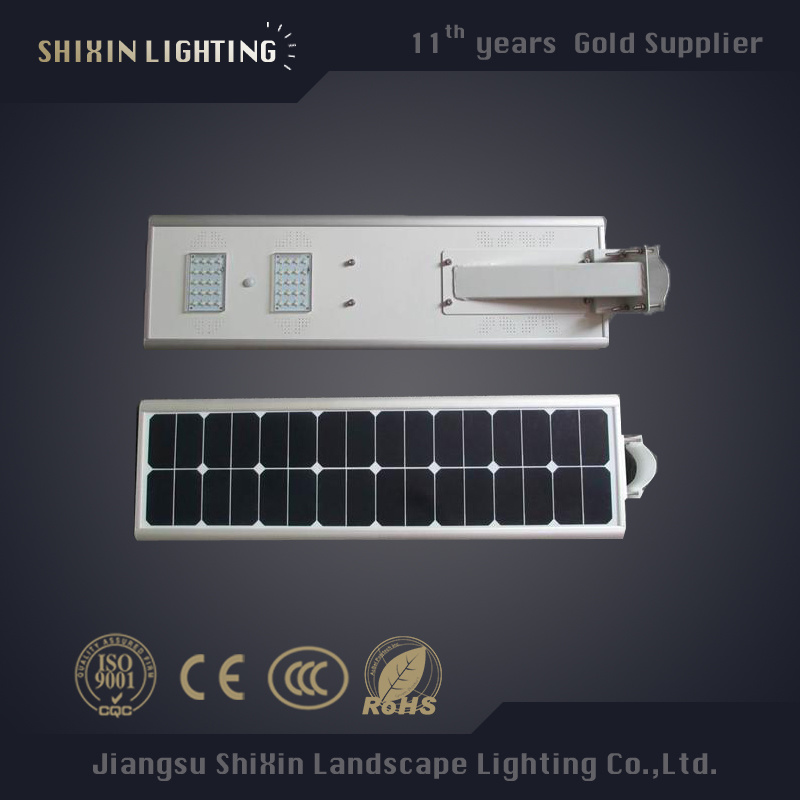 China Supplier 30W All in One Solar Street Light Price (SX-TYNLD-01)
