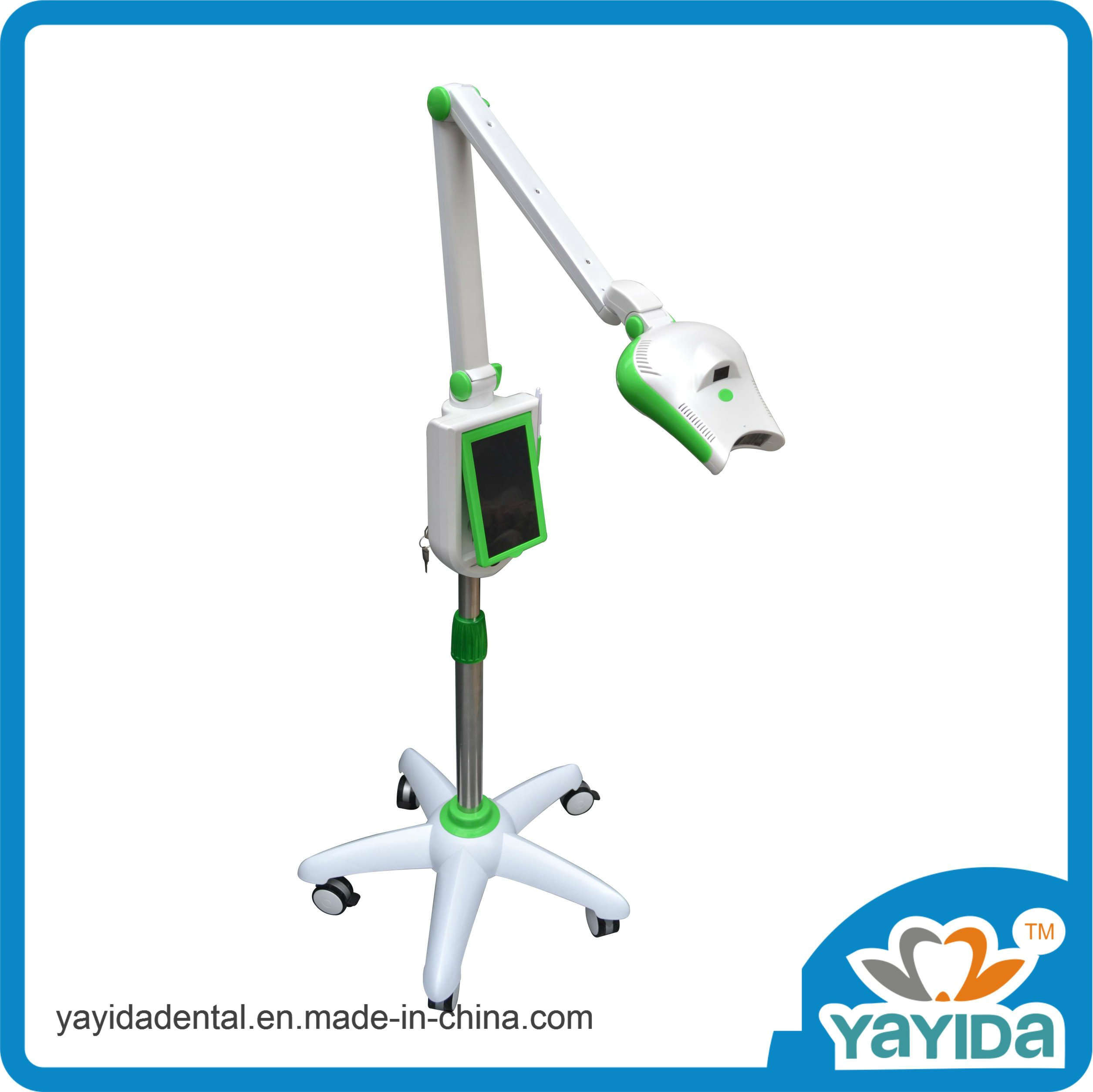 Dental Touch Screen Teeth Whitening Accelerator