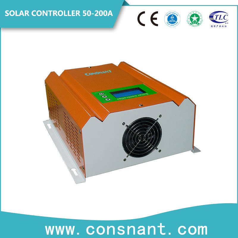 Solar Charging Controller with 50-200A