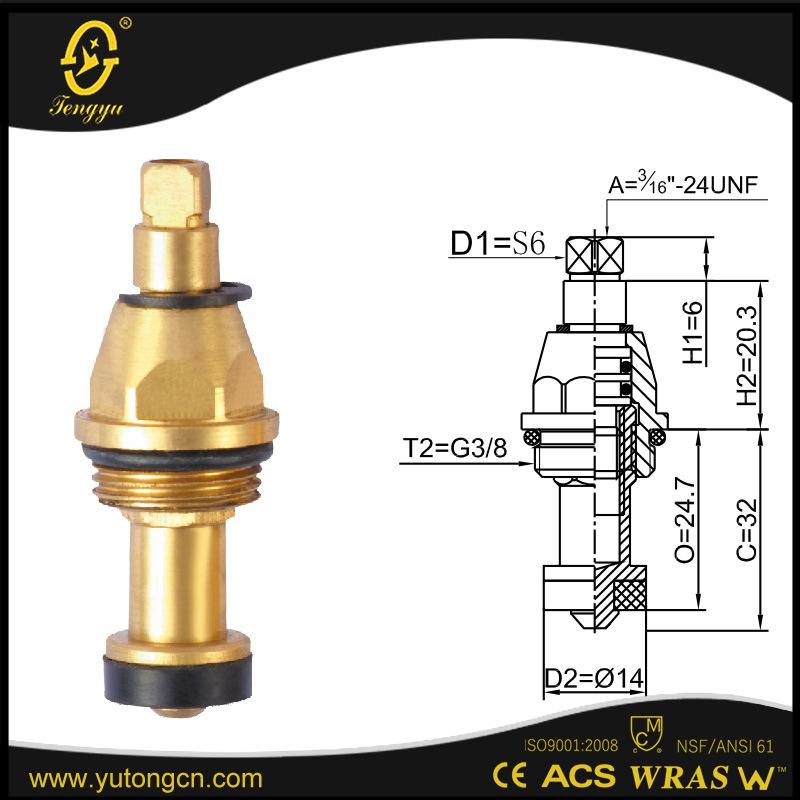 Brass Cartridge Syria Style (XLY-007)