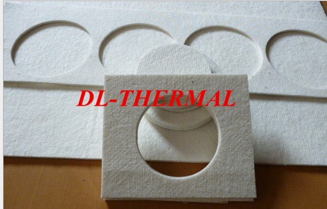 2mm Bio-Soluble Light Weight Ceramic Fiber Paper for Heat Insulation