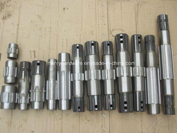 Crank Shaft, Flange Shaft, Gear Shaft, Spline Shaft, Driving Shaft, Transmission Shaft