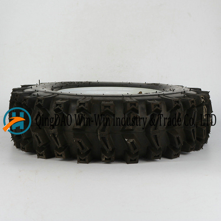 Pneumatic Rubber Wheel for Wheel Barrow Wheel (4.80-8)