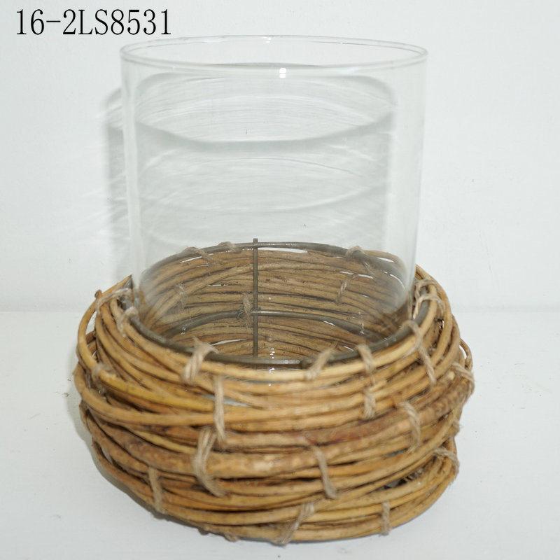 Shape of Famous Bird′s Nest of Ratton Candlesticks