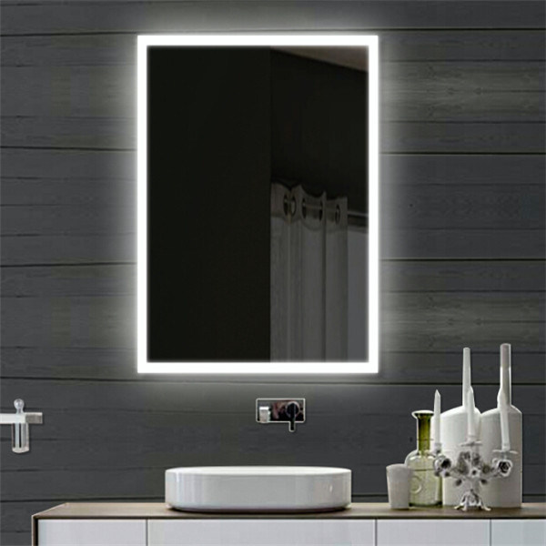 ETL Approved Hotel Bathroom LED Electric Mirror for Us Market